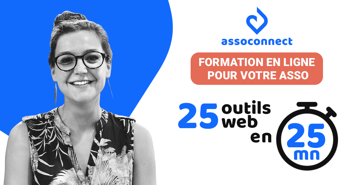 formation outils web association