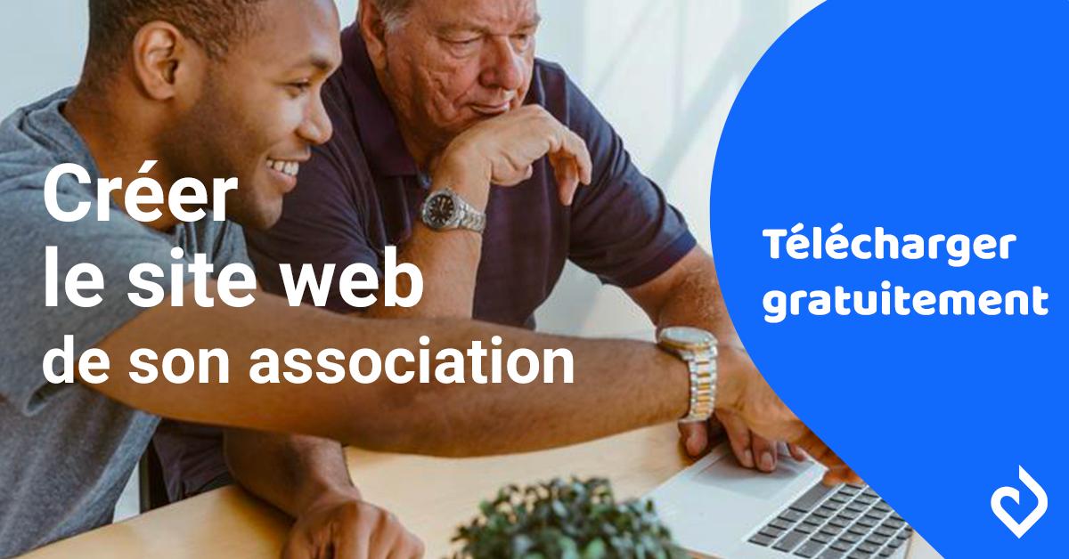 Créer le site web de son association